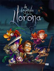 La leyenda de la llorona (2011)