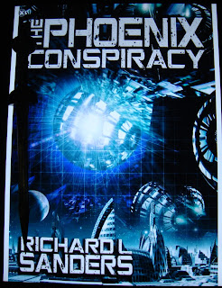 Portada del libro The Phoenix Conspiracy, de Richard Sanders