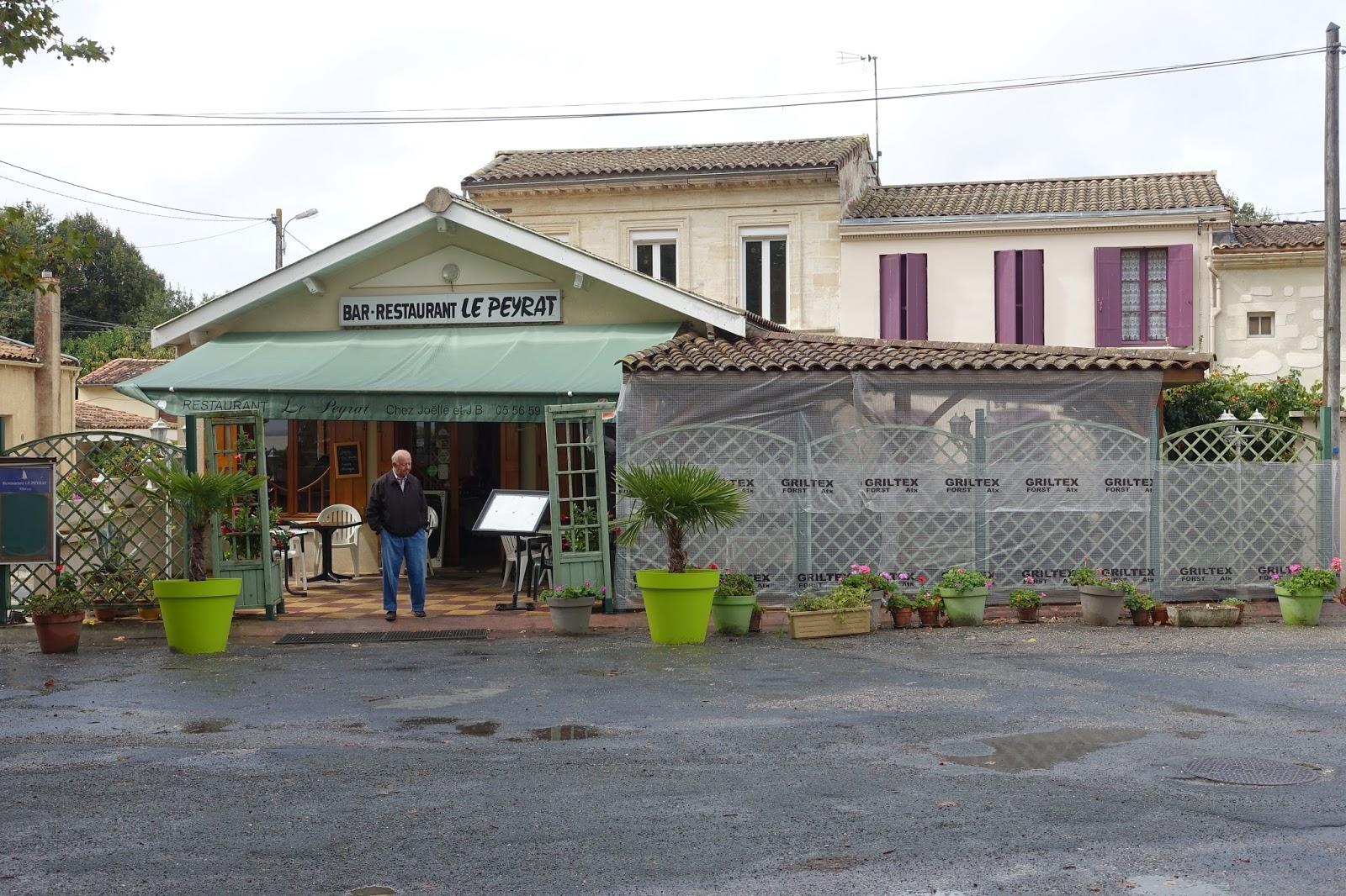 St Estephe Restaurant