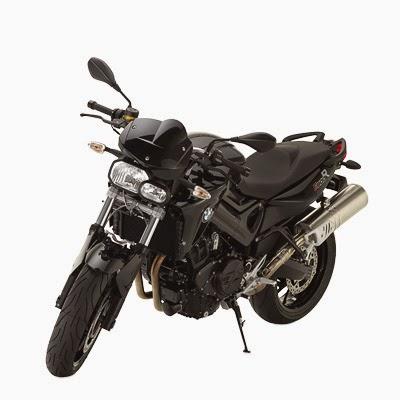 Motor BMW F 800 R