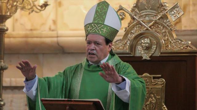 Cardenal mexicano acusado de encubrir a curas pederastas