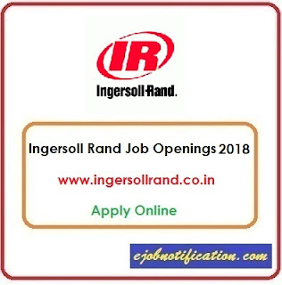 IT Analyst Openings at IngersollRand Jobs in Bangalore Apply Online 2018