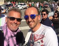 Robert Kubica Colin Clark Korsyka 2016