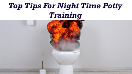 5 Tips For Nighttime Potty Training