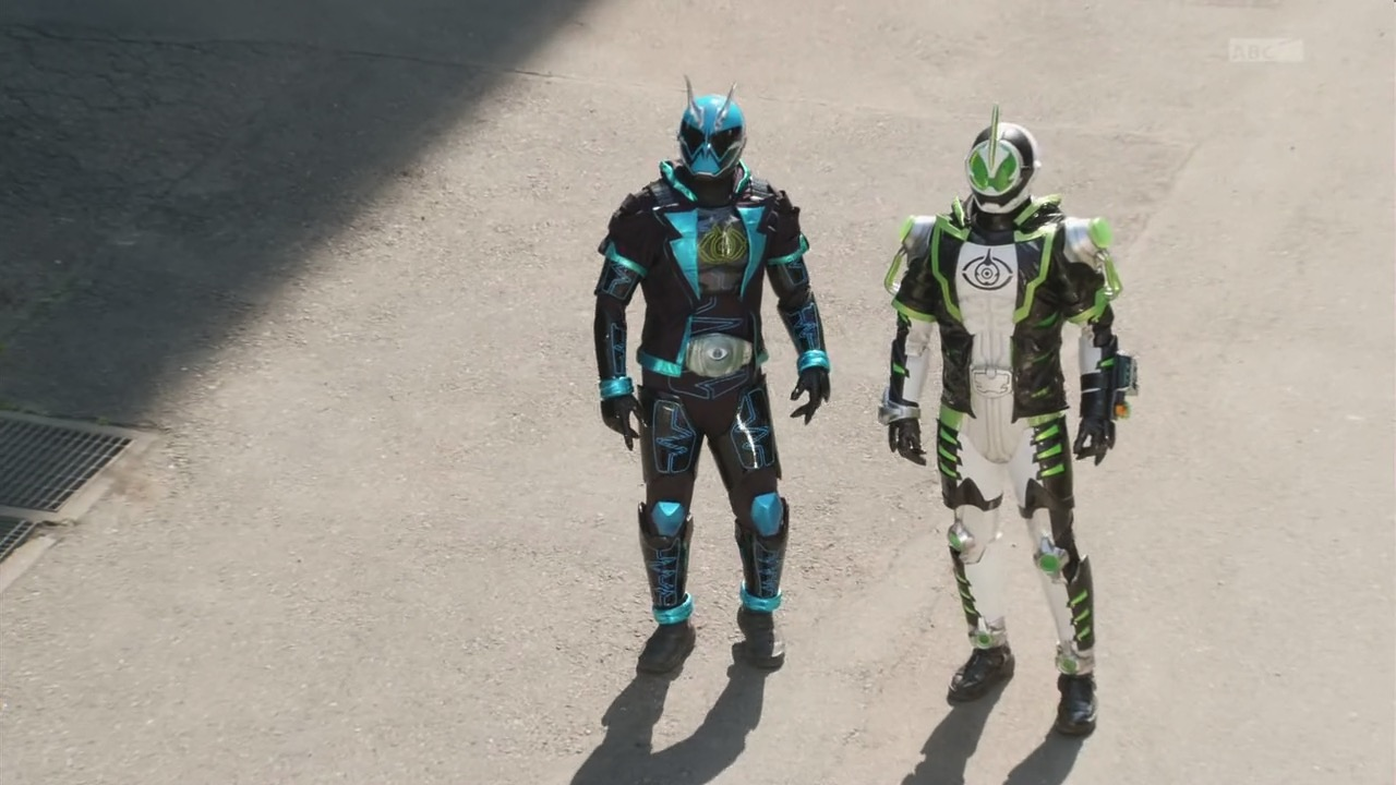 Kamen Rider Necrom: My Shiny Toy Robots: Series REVIEW: Kamen Rider Ghost