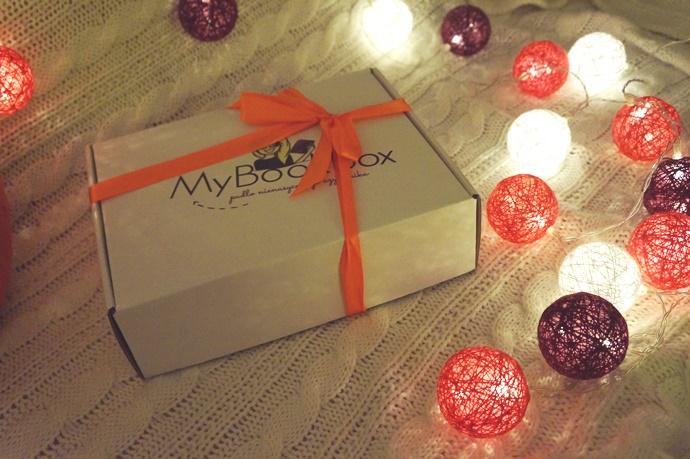 Mybookbox- nowy box książkowy z niespodzianką