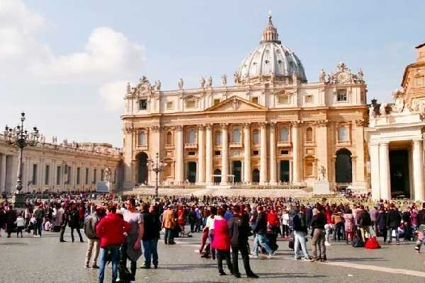 foto kota vatikan