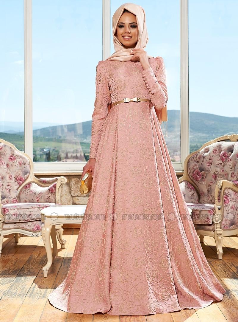 Robe de soiree 2017 hijab