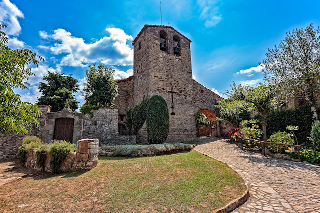 Церковь Святого Христофора (Iglesia de Sant Cristófol)