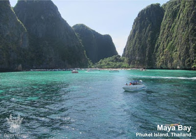 Thailand Tour Package - Maya Bay - Phuket, Thailand - Salika Travel