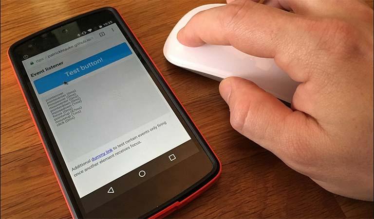 Apa Benar Mouse Bisa Dipakai Di HP Android? Beginilah Caranya