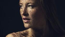 Girl Art Portrait 4K