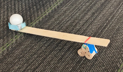 Marshmallow Launcher STEM Projects for Kids