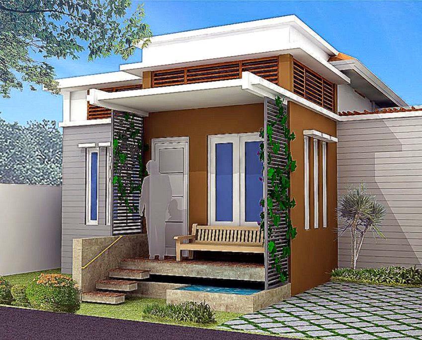 25 Gambar Model Teras Rumah Cantik Design Info On The Web