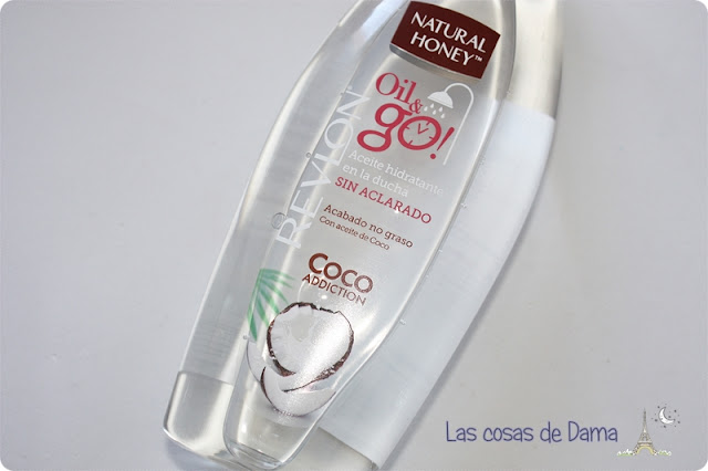 Natural Honey Oil & Go de Revlon