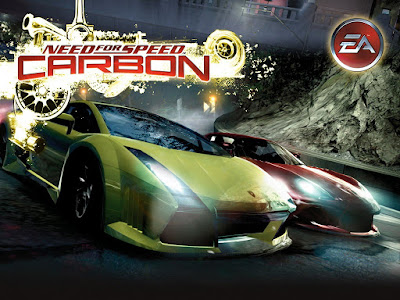 Need for speed - Carbon Portada