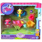 Littlest Pet Shop 3-pack Scenery Butterfly (#3286) Pet