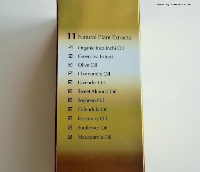 Bio Essence Bio Treatment Essence in Oil scar specialist with essentials oils