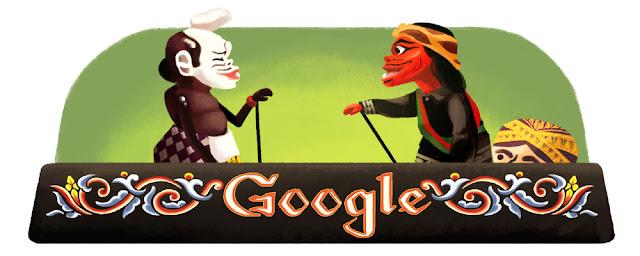 Asep Sunandar's 61st Birthday - Google Doodle