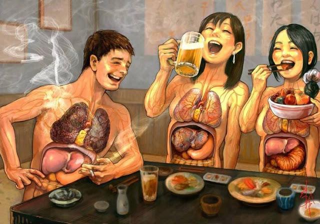 Sampaikan pada Suami Anda! Ternyata Merokok Setelah Makan Bahayanya 10 Kali Lipat, Waspadalah!