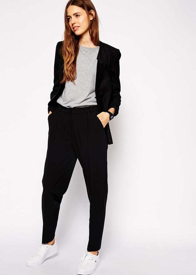 Fall 2014 fashion, wearing black, elegant styles
