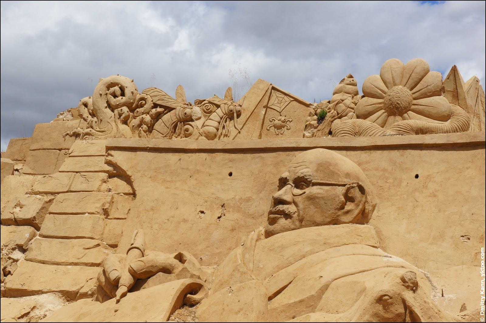 Москит песчаный