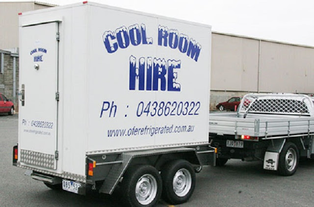 Cool room hire