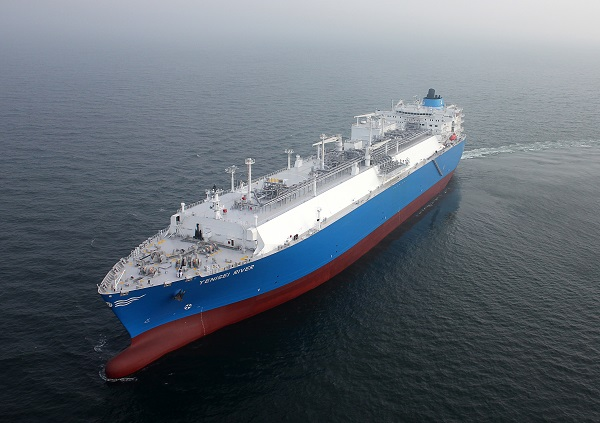 Dynagas LNG Partners - Extension of Yamal LNG Long Term Charter