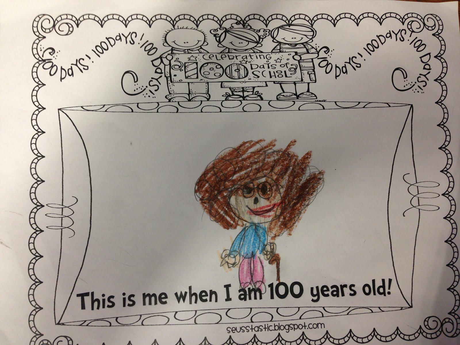 Peace Love First Grade 100th Day Fun