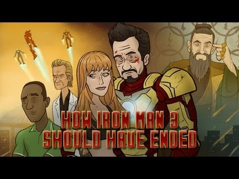 How Iron Man 3 Should Have Ended