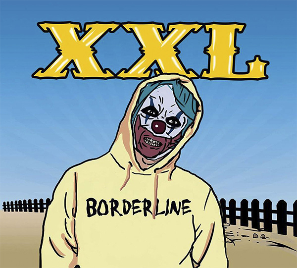 "XXL stream new EP ""Borderline"""