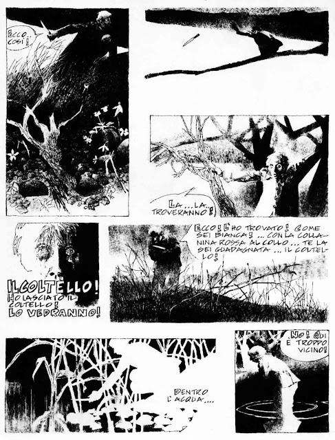fumetto - composizione visiva