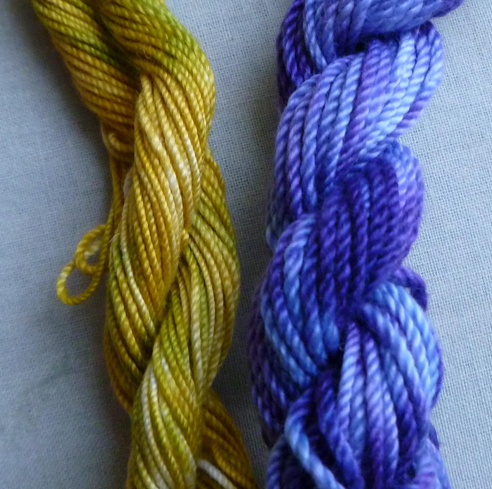 Sew Sew Art Dyeing Embroidery Thread