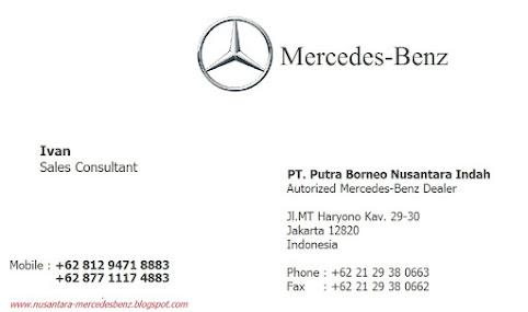 August 2017 mercedes benz nusantara dealer jakarta contact sales ccuart Gallery