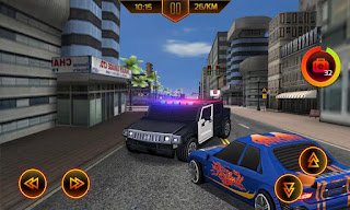 Police Car Chase Mod
