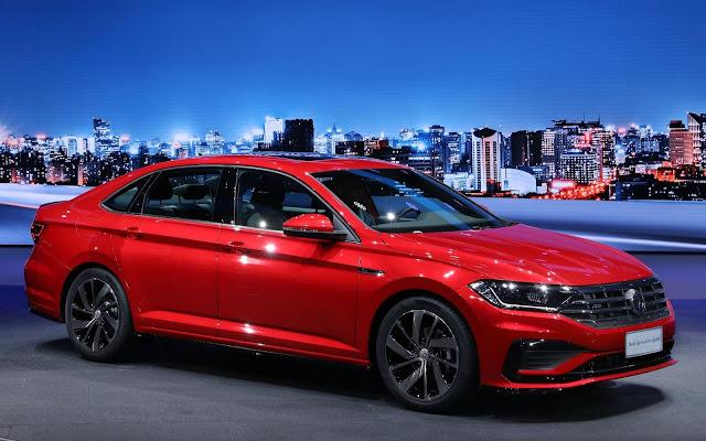 Novo Volkswagen Sagitar 2020