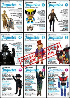 Coleccionismo de juguetes