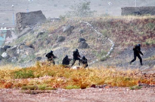 Comandos de Azerbaiyán intentaron infiltrarse en Artsaj