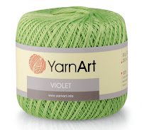YarnArt VIOLET салат