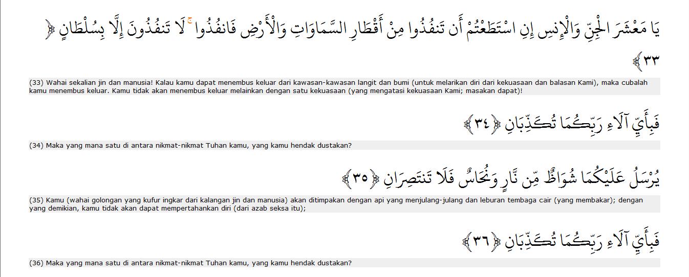 Ayat Ayat Manzil Ajaran Agama Islam