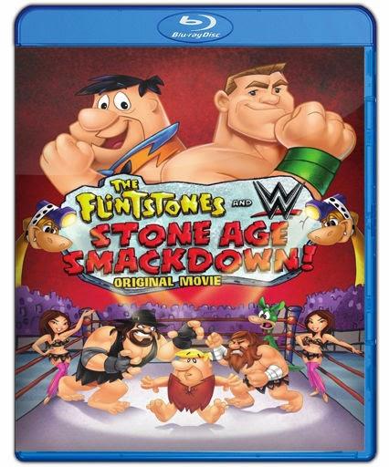 Los Picapiedra y WWE Stone Age Smackdown HD 1080p Latino