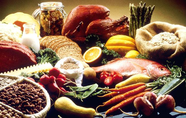 Cibi e alimenti vari