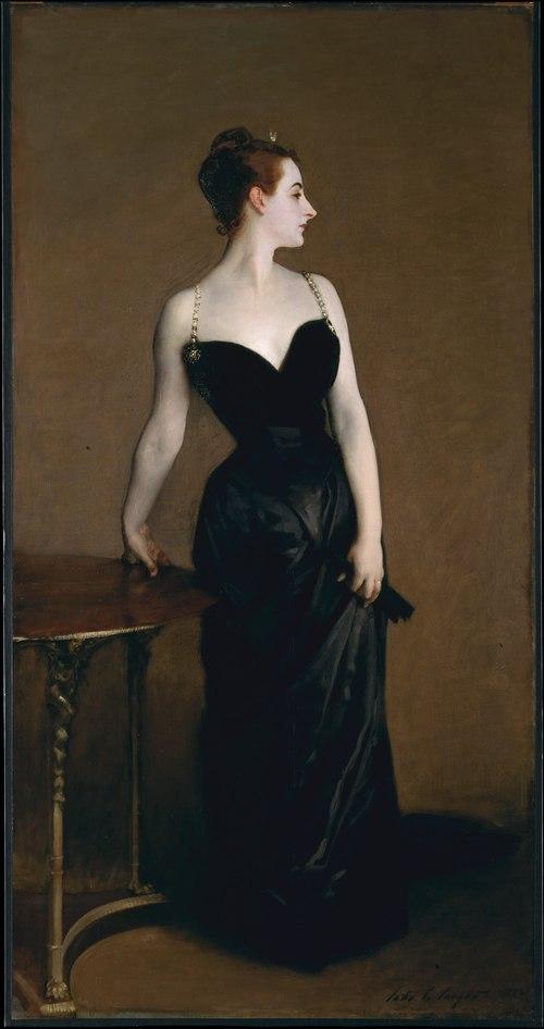 Madame X, John Singer Sargent