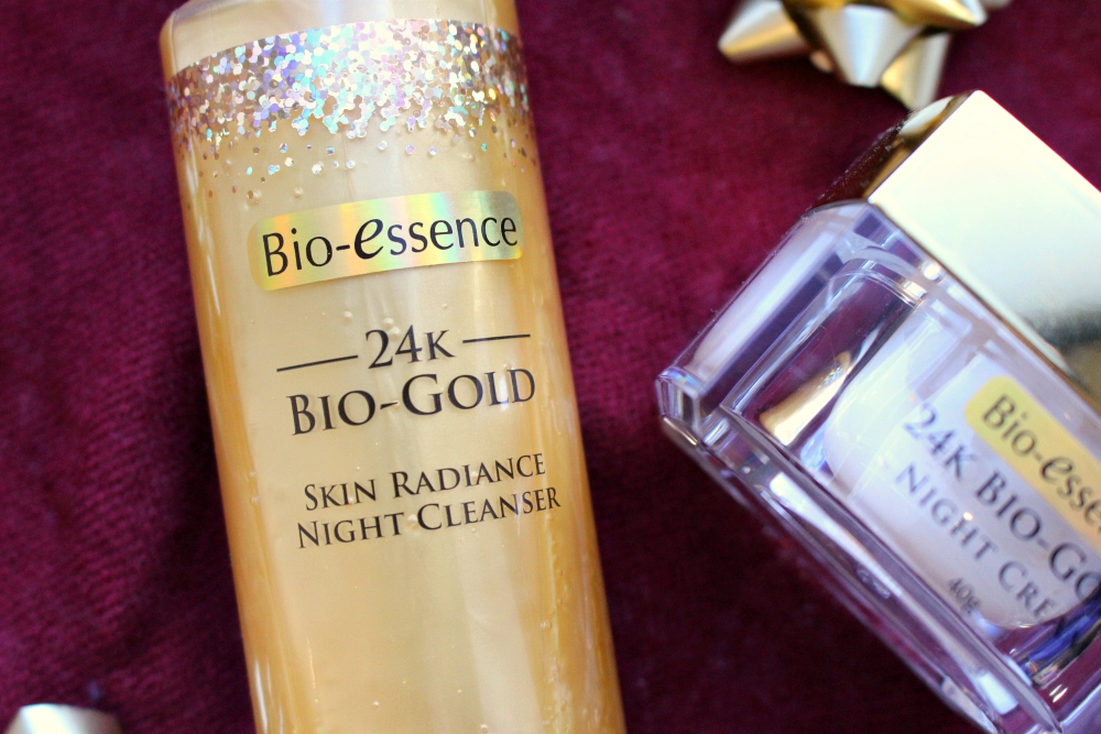 Bio Essence 24k Night Cleanser