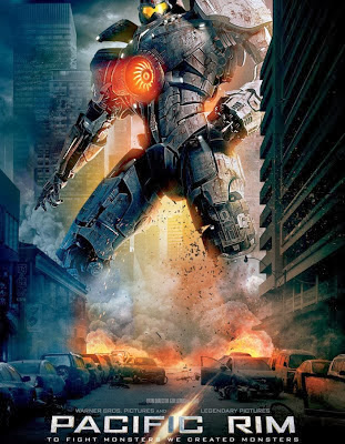 Poster Of Pacific Rim (2013) Full Movie Hindi Dubbed Free Download Watch Online At worldfree4u.com