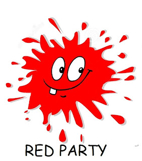 RED PARTY 2017