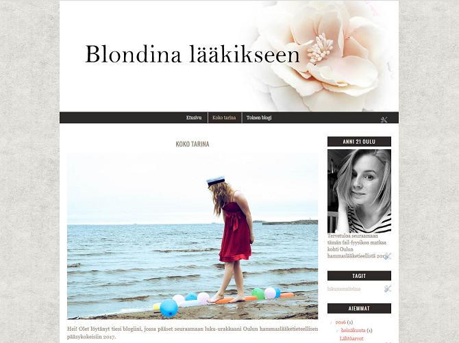 http://laakikseen17.blogspot.fi/