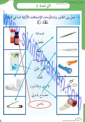 8. Sınıf Arapça Meb Yayınları Ders Kitabı Cevapları Sayfa 80