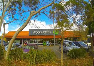 Woolworths Supermarket Byron Bay