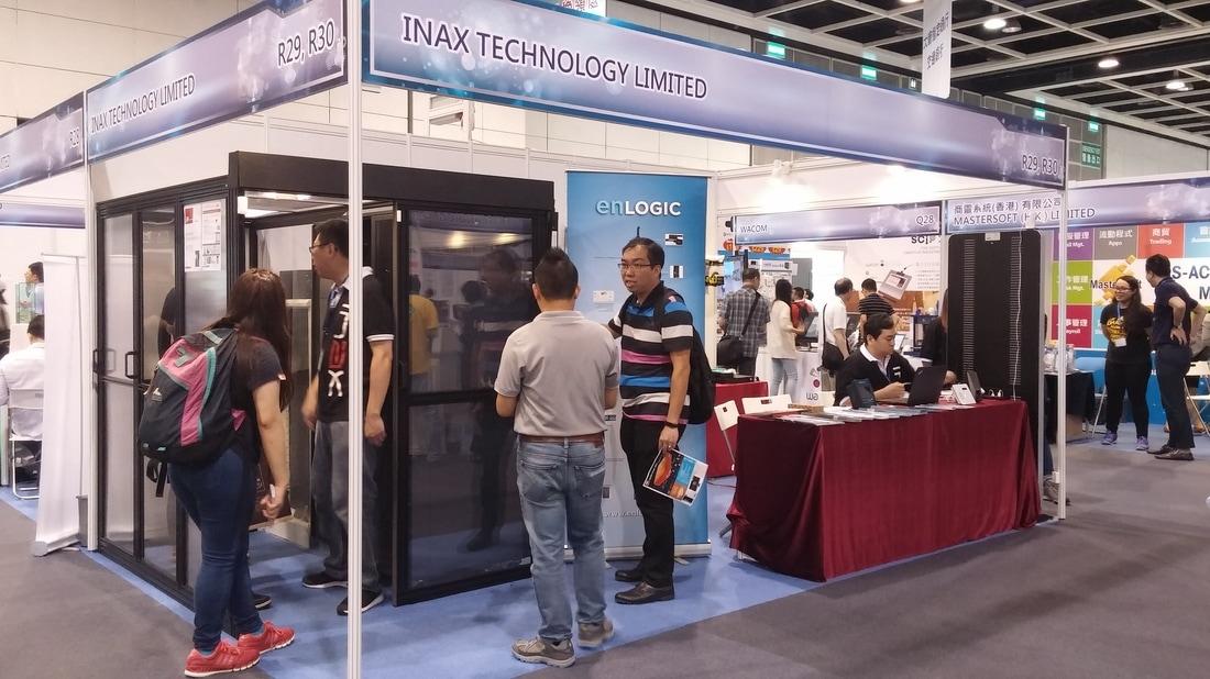 INAX tham gia Liên hoan Máy tính và Truyền thông Hồng Kông năm 2016